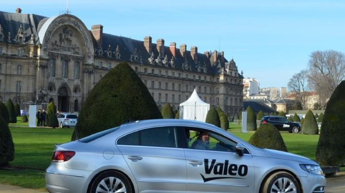 Valeo On Automotive Vision