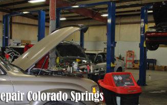 Auto Repair Colorado Springs