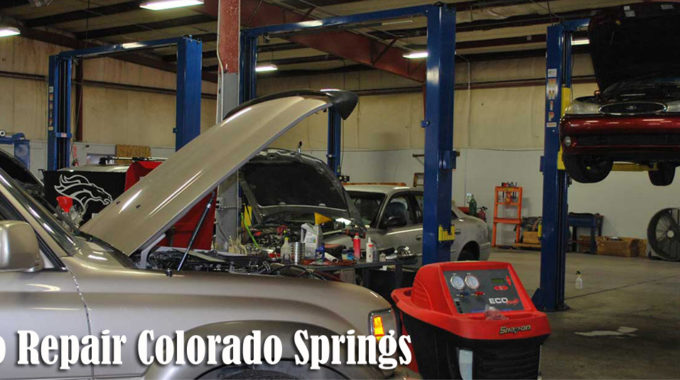 Auto Repair Colorado Springs