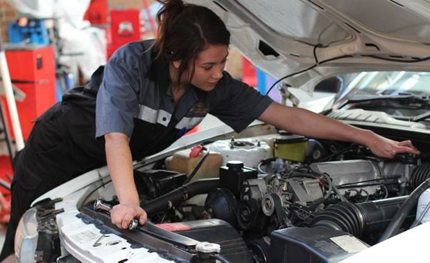 TESDA Provided Automotive Mechanical Assembly NC II As Brief Courses