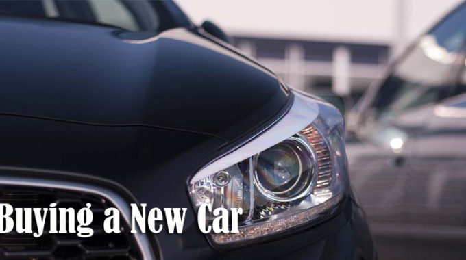 Suggestions You will need Before Shopping for That New Automobile