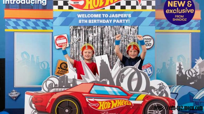 Car Theme Party Ideas for New Grads of Automotive Schools