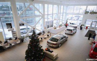 Video Surveillance For Automobile Dealerships
