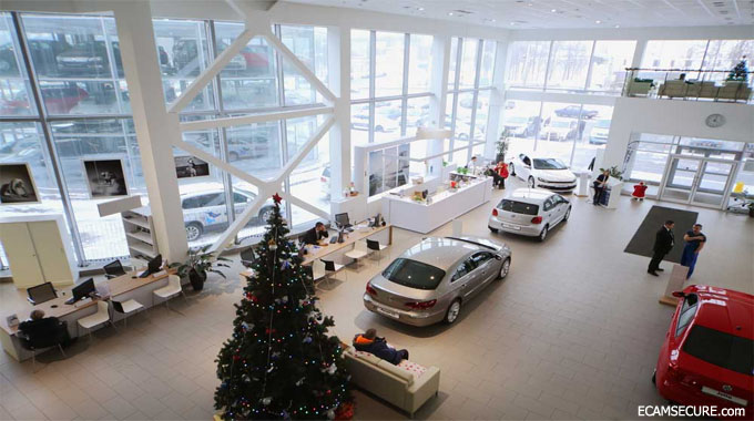 Video Surveillance For Automobile Dealerships