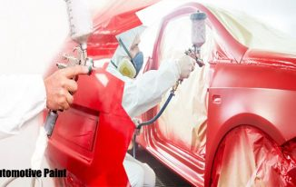Automotive Paint Repair Maybe Very simple